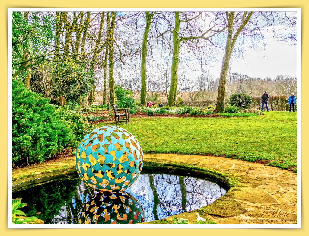 Coton Manor Gardens....Another View by carolmw