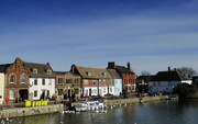 22nd Feb 2019 - St Ives, Cambs, Quayside