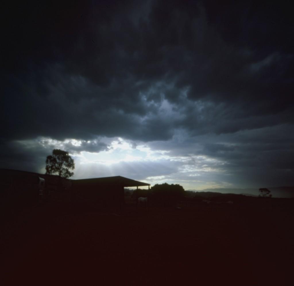 Stormy by peterdegraaff
