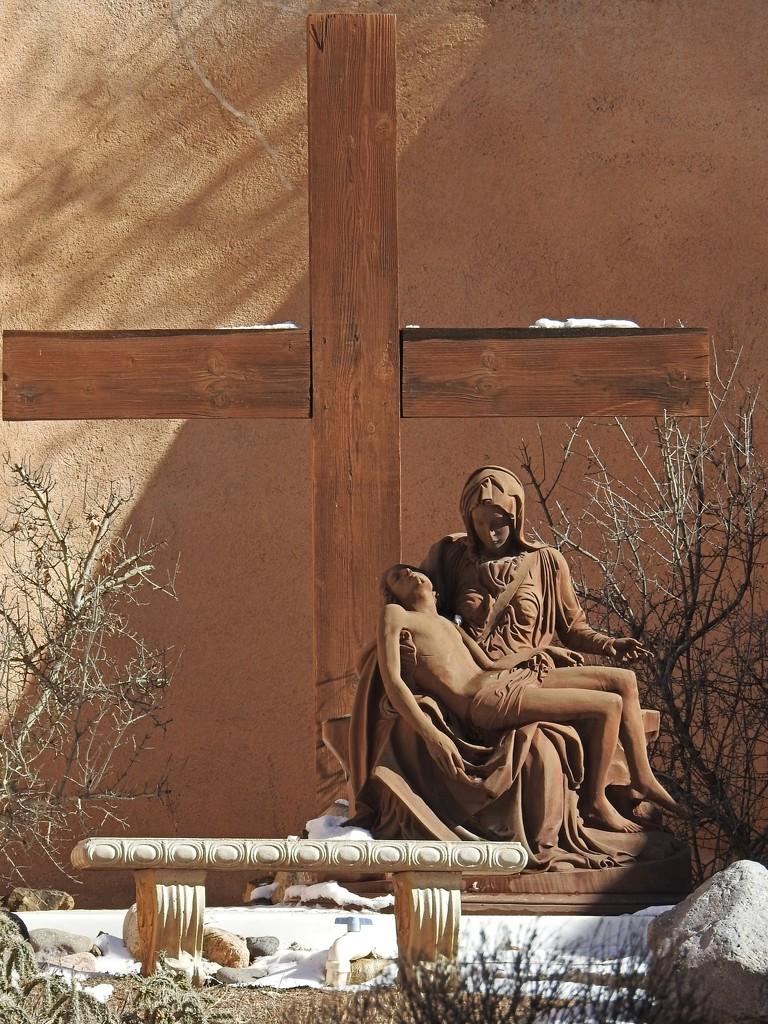 Pieta by janeandcharlie