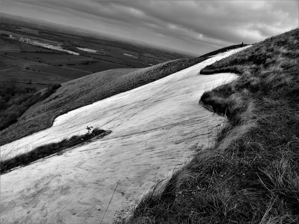 White Horse View by ajisaac