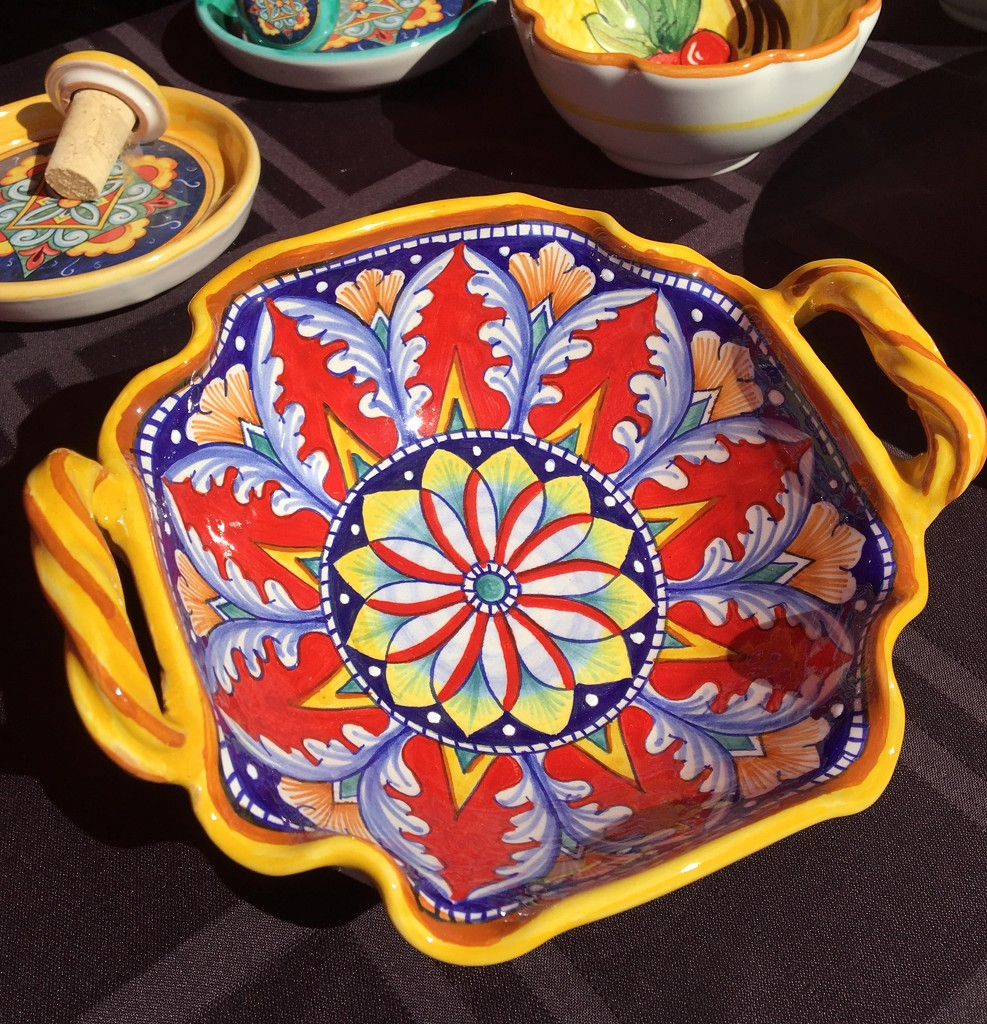 Italian Ceramics from Deruta by wendytel