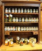 24th Feb 2019 - Jars of Produce