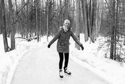 23rd Feb 2019 - I Can Ice Skate!!
