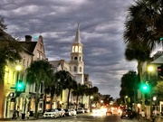26th Feb 2019 - Early evening, historic Broad Street, Charleston, SC