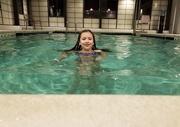 24th Feb 2019 - Some pool time...