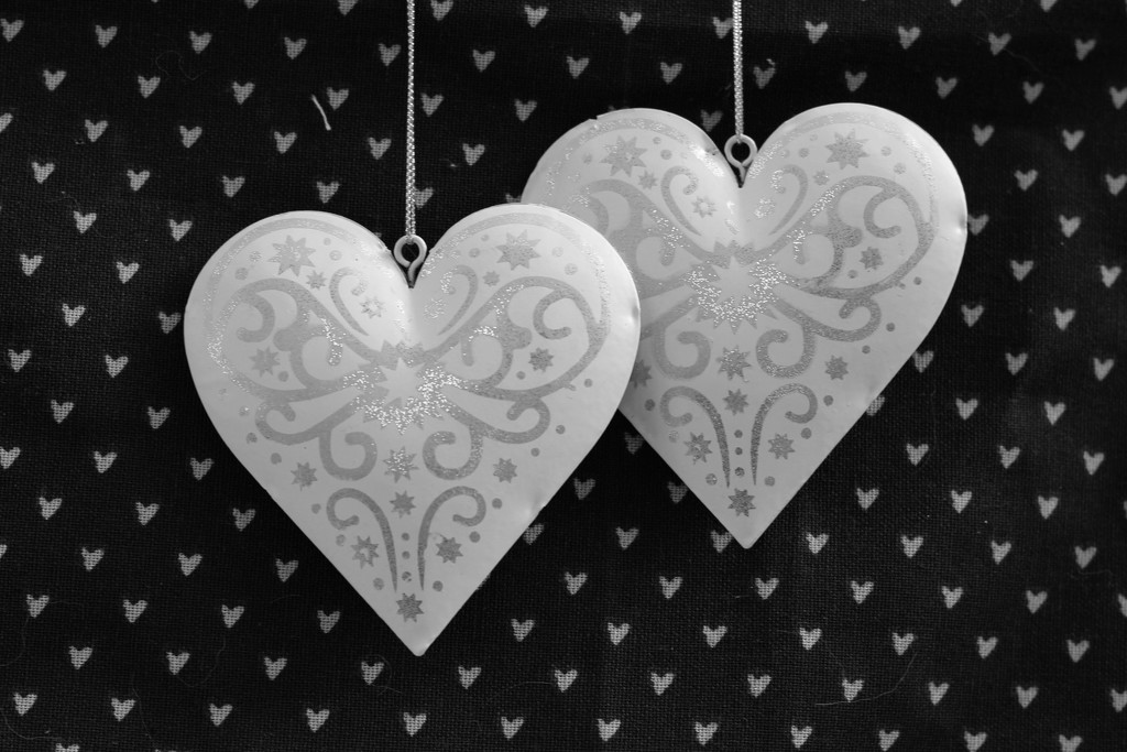 Two Hearts  by wendyfrost
