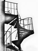 26th Feb 2019 - Spiral staircase