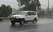 7th Jan 2011 - Downpour