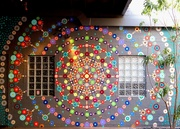 25th Feb 2019 - colorful wall art