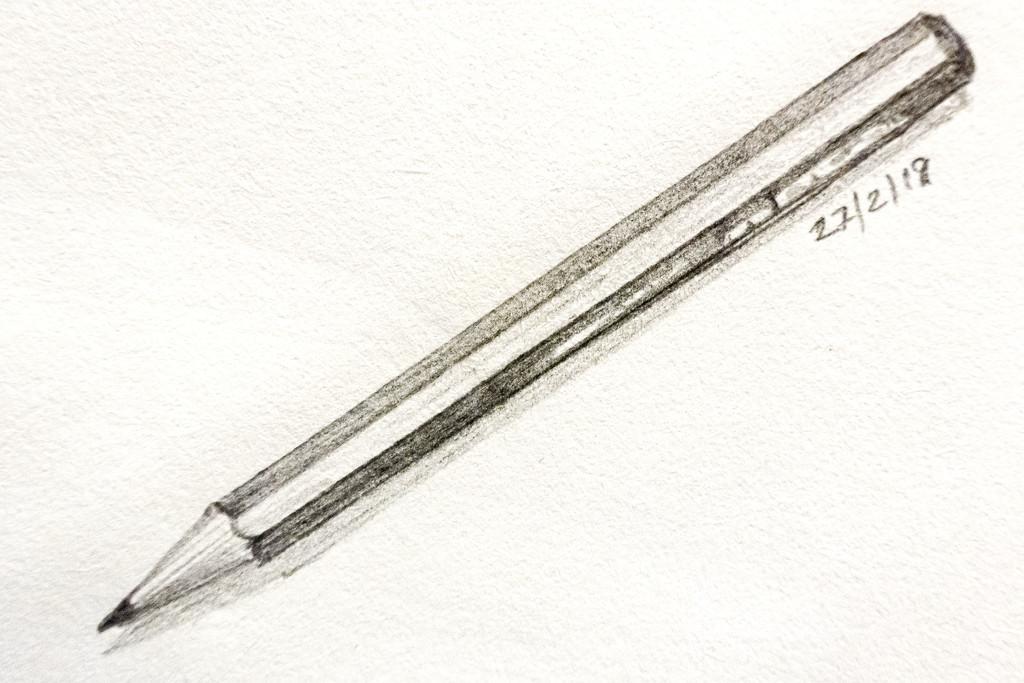 Pencil by harveyzone