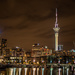 Auckland at Night by yorkshirekiwi