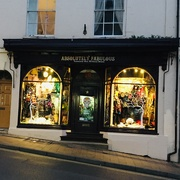 28th Feb 2019 - Fancy dress shop on the hill