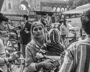 1st Mar 2019 - Delhi street scene