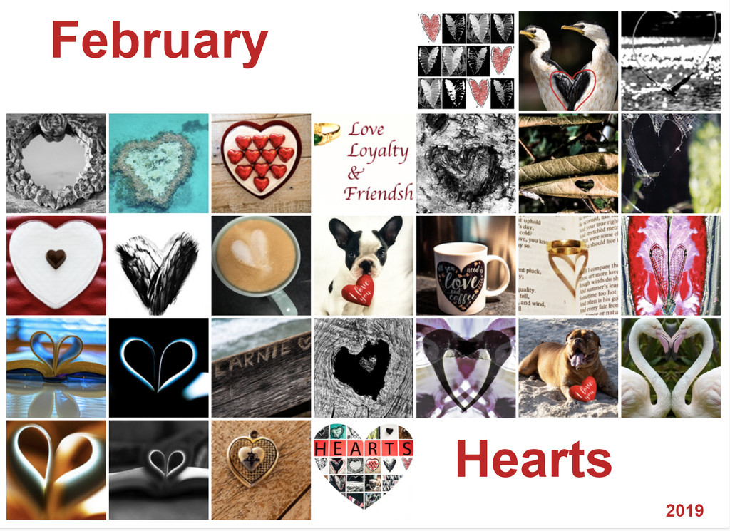 Feb.. heart to heart  by sugarmuser