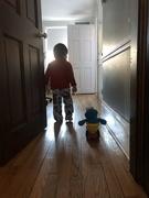 28th Feb 2019 - Long days and hallways