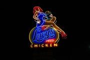 1st Mar 2019 - Lucy's Fried Chicken by Evan Voyles, Neon Artist