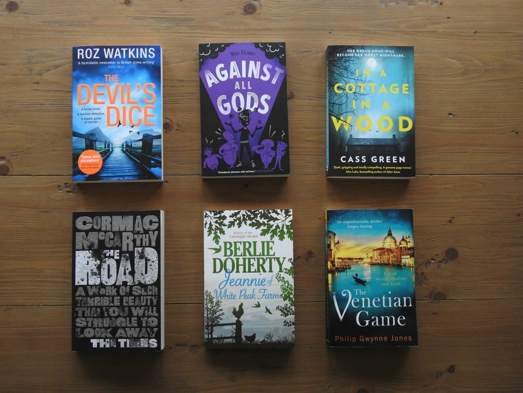 What I read in February by roachling