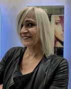 2nd Mar 2019 - Donatella. Portrait of stranger #73