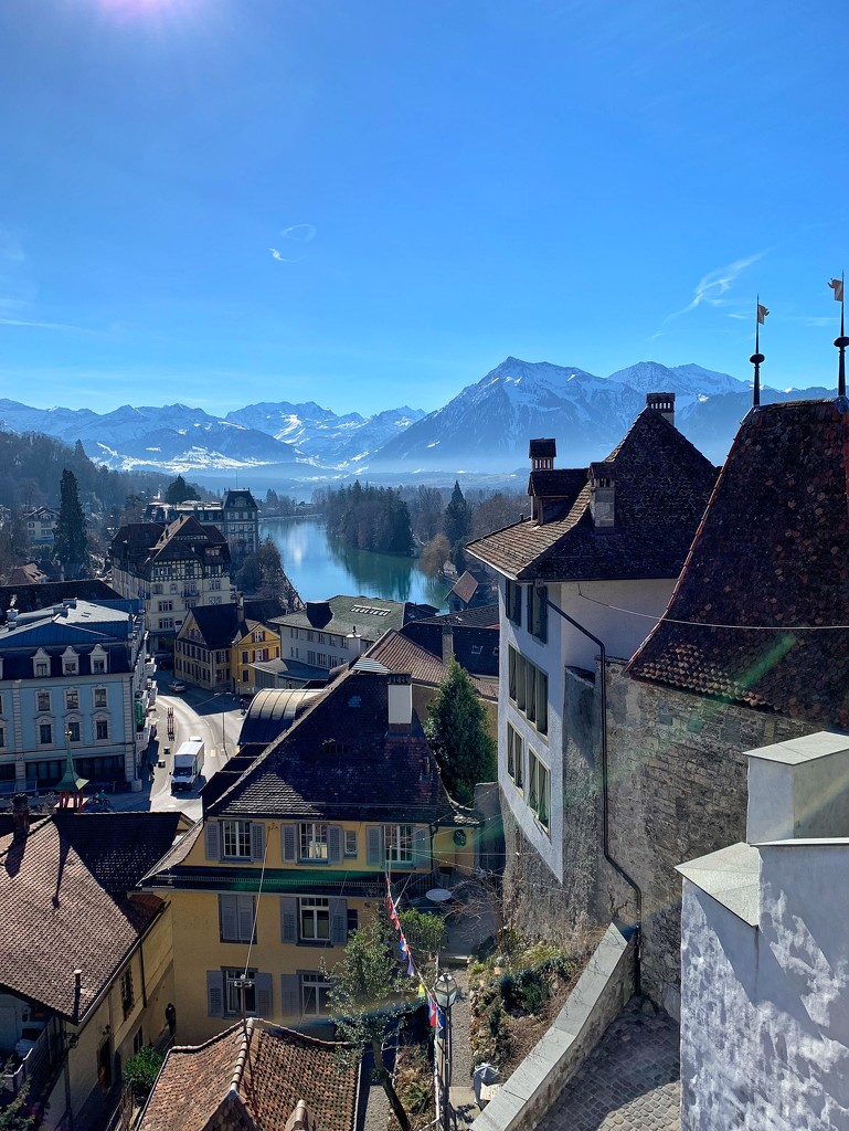 Idyllic Switzerland.  by cocobella