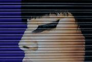 2nd Mar 2019 - 043 - Face on a shutter