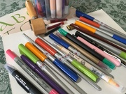 2nd Mar 2019 - Calligraphy Supplies