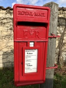 4th Mar 2019 - Country Letter Box