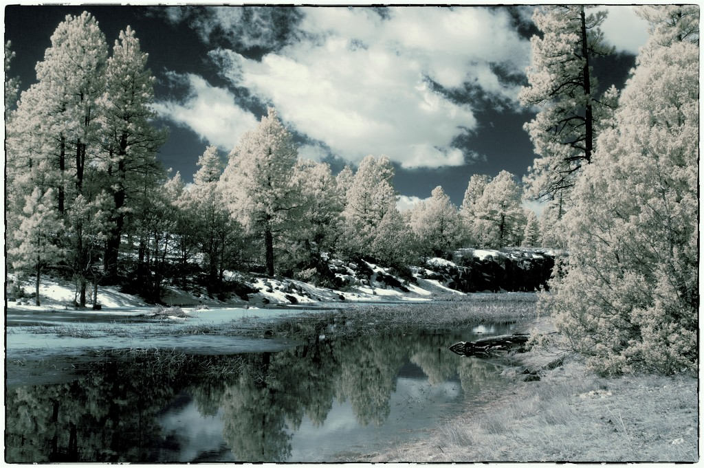 Melting Snow by joysabin