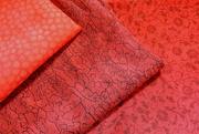4th Mar 2019 - Red material
