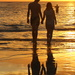 Love is in the sunset by gilbertwood