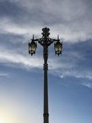 4th Mar 2019 - Lamp post