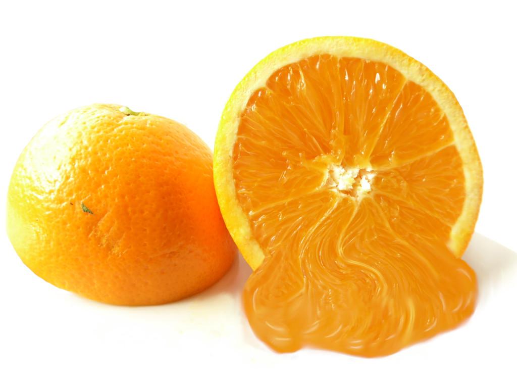 Liquefied orange  by shannejw
