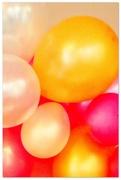 6th Mar 2019 - Haley's balloons