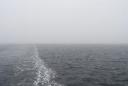 6th Mar 2019 - Somewhere behind the fog is Oslo