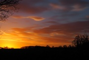 7th Mar 2019 - Sunrise over Vignouse