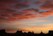 25th Feb 2019 - Monument Valley Sunrise