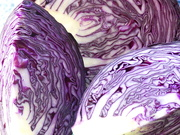 9th Mar 2019 - Red cabbage / Purple