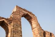 9th Mar 2019 - Qutub Minar: ruins 2