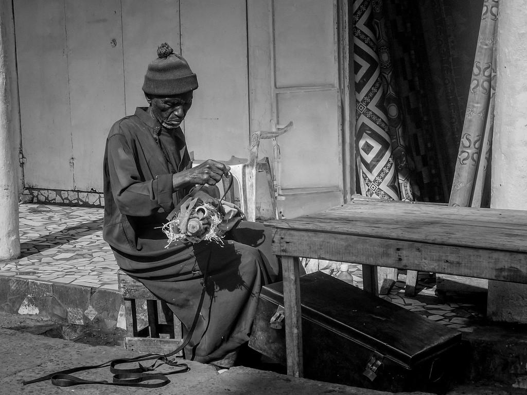 The Repairman by ellida