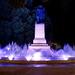Franklin Square Fountain, Hobart, Tasmania. by kgolab
