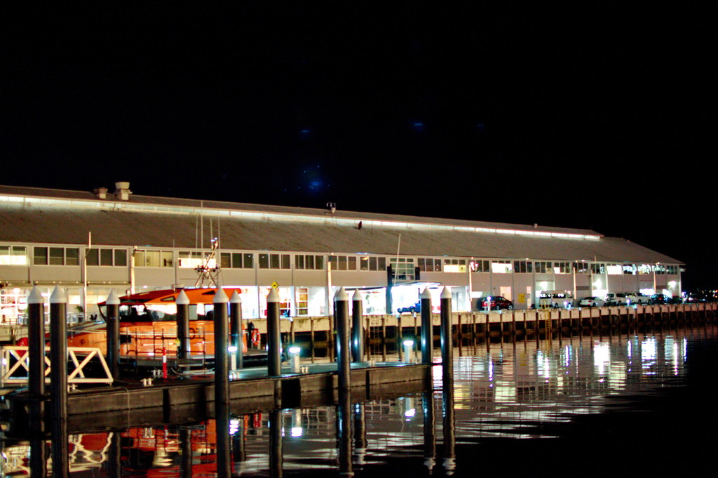 Wharf, Hobart, Tasmania by kgolab