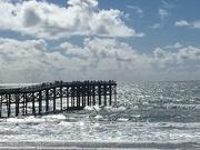 9th Mar 2019 - Mission Beach pier, San Diego