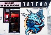 8th Mar 2019 - Blue Dragon
