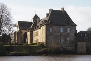 10th Mar 2019 - Paimpont Abbey, Lake & Mairie
