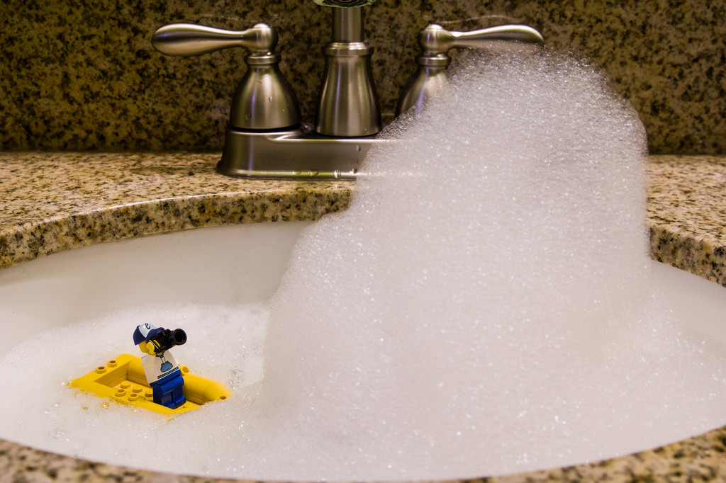 (Day 21) - Supreme Suds by cjphoto