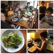 11th Mar 2019 - Family Dinner