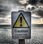 7th Mar 2019 - Caution!