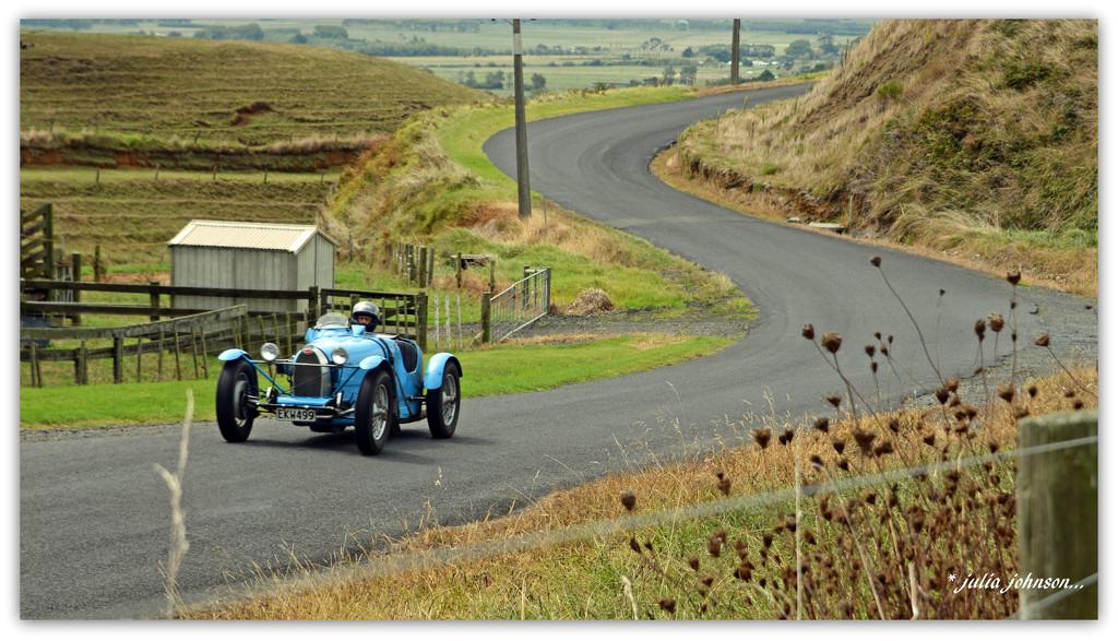 Take two..Blue Bugatti.. by julzmaioro