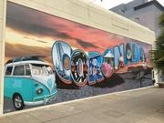 11th Mar 2019 - Wall mural in Coronado