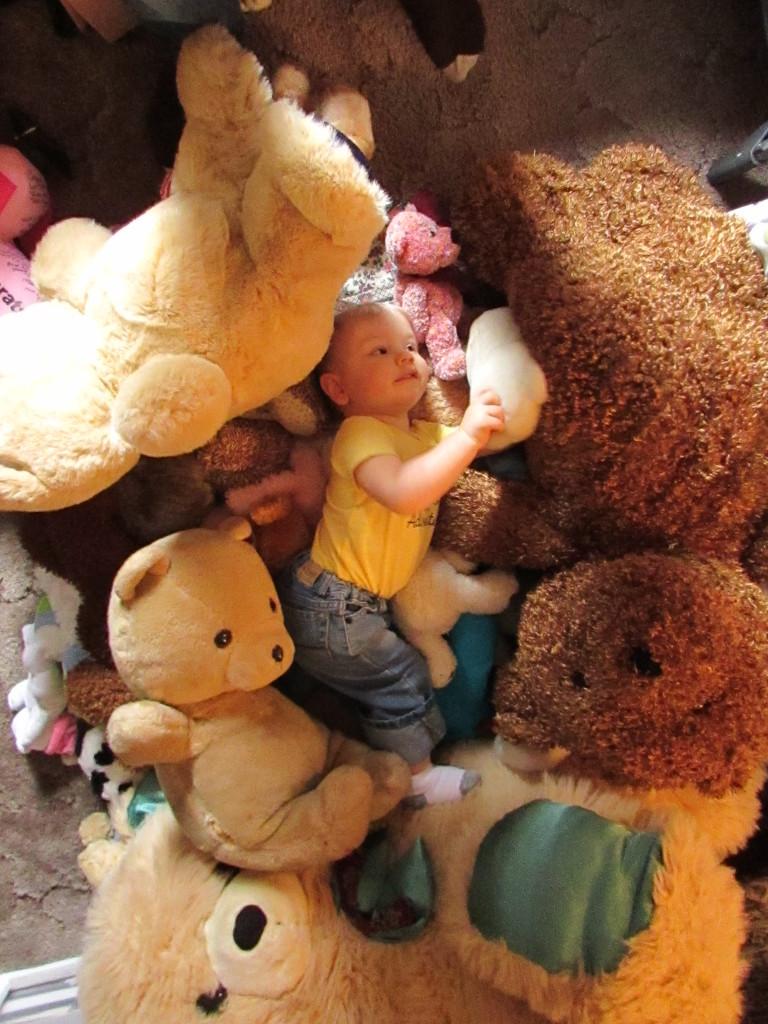 I love teddy bears by julie